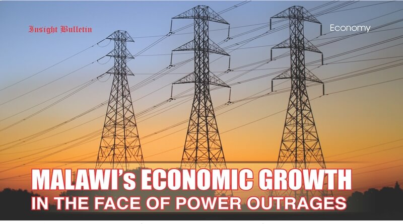 Malawi's economic growth – in the face of power outages