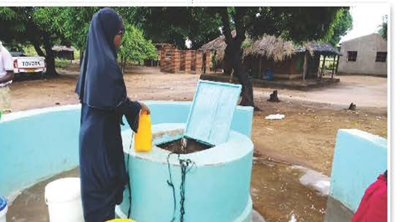 Islamic Relief Malawi – establishes 18 water Points in South and Eastern Regions