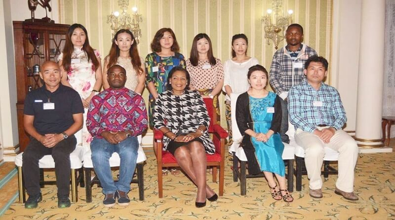 Chinese Tour Operators Visit Malawi