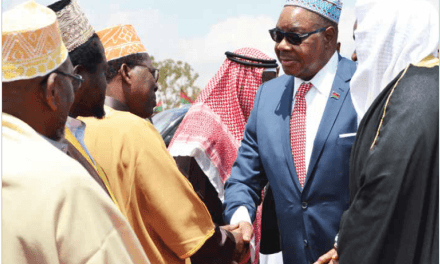 A Grand Invitation to Islam For President Mutharika