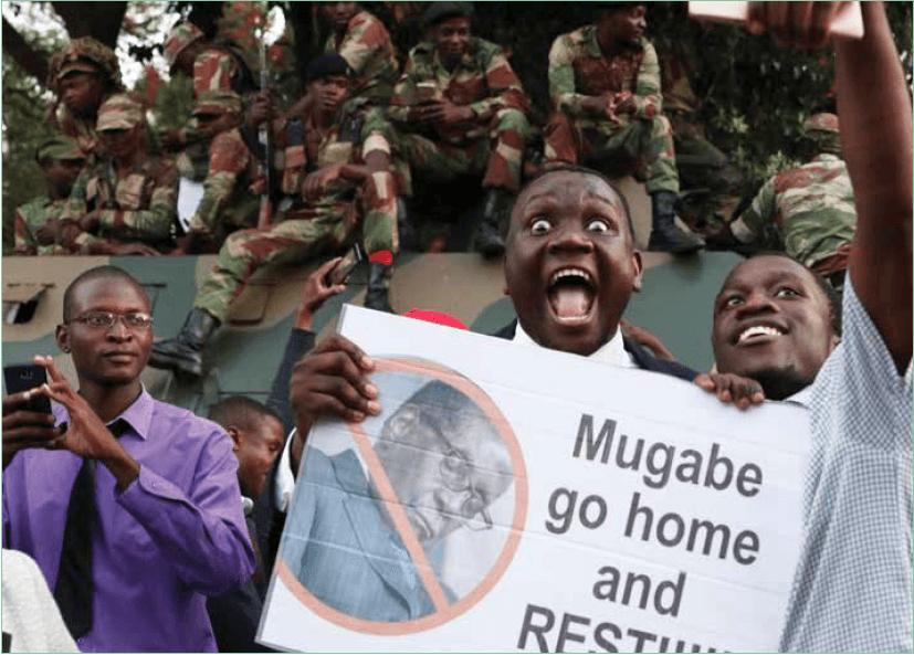 Mugabe is Gone: What Next For Zimbabwe?