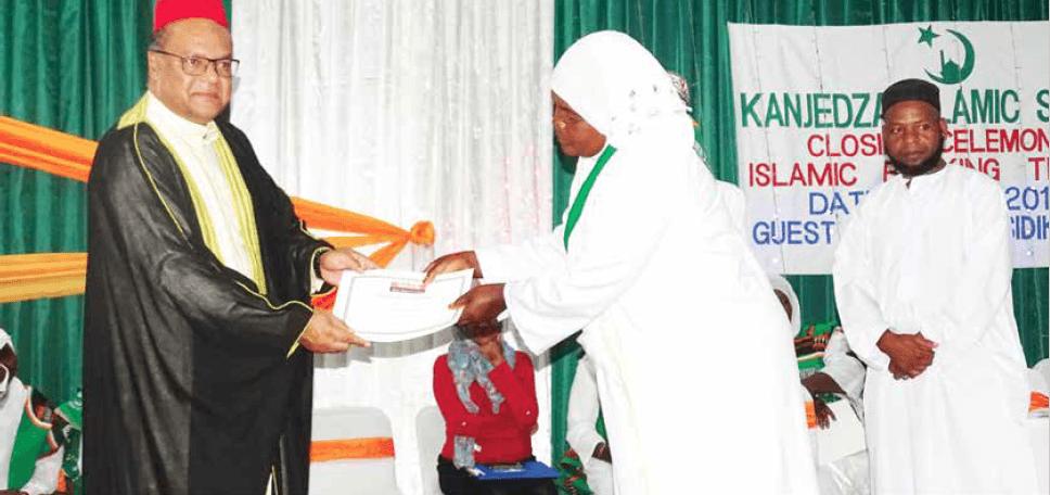 Kanjeza Islamic Sisters Graduates 440 women in Islamic Banking and Trading