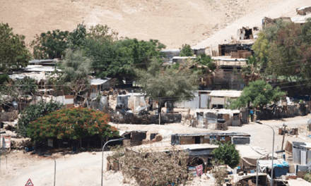 Israel delays Palestinian village Khan al-Ahmar demolition order