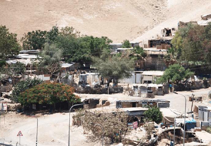 Israel delays Palestinian village Khan al-Ahmar demolition order