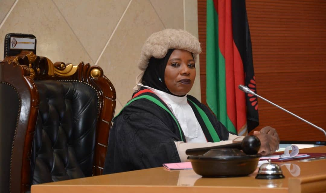 Aisha Mambo Adams First Muslim Female Second Deputy Speaker