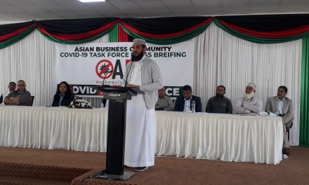 Asian Business Community Covid-19 Task Force Assists Malawi Government